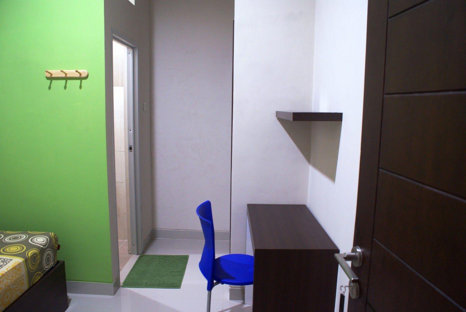 Graha Rumah News Desain Kamar Kos Kamar Mandi Dalam