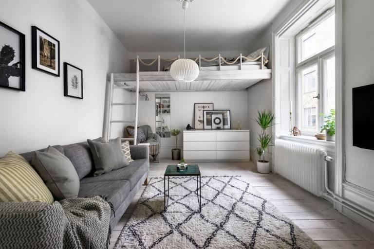 GrahaRumah Cara Design Apartemen Mini