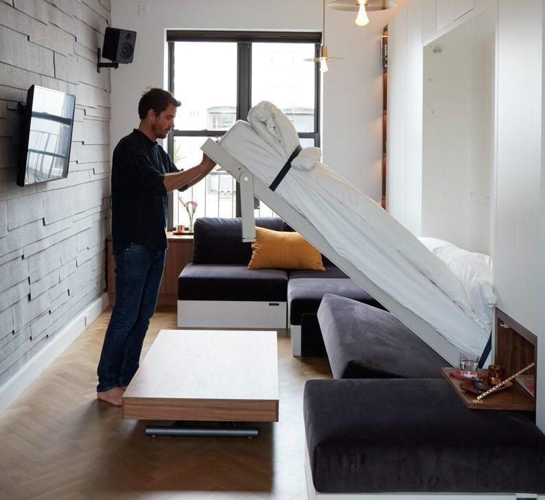 GrahaRumah Trik Design Apartemen Ukuran Kecil