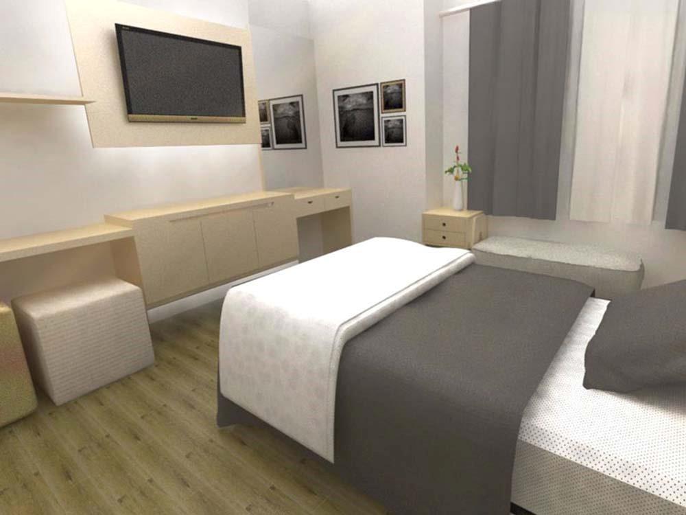 GrahaRumah Trik Design Interior Apartemen ukuran Kecil