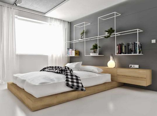 GrahaRumah Design Apartemen agar tampak mewah