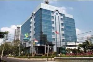 Sewa Kantor 600m2  di  Gedung Tatapuri Perdana, Tanjung Karang