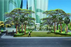 Sewa Ruang Kantor di Antam Office Park, TB. Simatupang - Jakarta. Hub: Djoni 0812 86930578