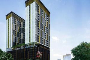 Rp 1 Juta Langsung Akad, Apartemen West Senayan, Studio Furnished