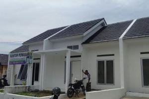 Rumah Cluster, Baru, Murah Dan Siap Huni Di CIOMAS BOGOR tanpa DP cicilan 2jutaan