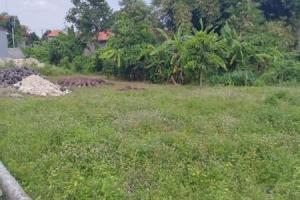 Tanah kavling lokasi strategis di Tuka Dalung