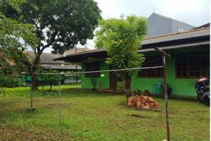 Dijual Tanah Luas dan Bangunan, Cocok Untuk Bangun Cluster/Town House