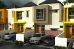 Rumah Baru Lantai 2 di Boundary Garden Tibubeneng Canggu