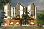 Rumah Mewah Disain Fresh Modern 3 Lantai Lokasi Premium di Pusat Kota Depok Fasilitas Komplit
