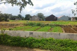 Tanah cocok kavlingan kecil di grogol depok