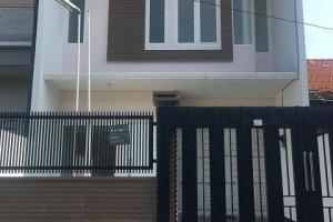Rumah Baru Darmo Permai Timur Siap Huni