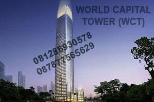 Jual Ruang Kantor di World Capital Tower ( WCT ), Mega Kuningan-Jakarta. Hub: Djoni - 0812 86930578