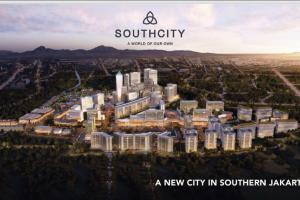 Ruko 3 Lantai, Investasi Menguntungkan, South City Square, CBD Pondok Cabe