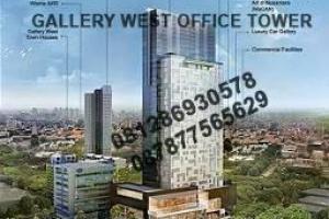 Jual Ruang Kantor di Gallery West Office Tower, Kebon Jeruk - Jakarta. Hub: Djoni - 0812 86930578