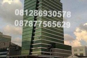 Sewa Ruang Kantor di Menara Citicon, Letjend S. Parman - Jakarta. Hub: Djoni - 0812 86930578