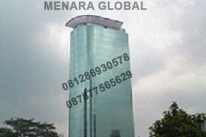 Sewa Ruang Kantor di Menara Global, Jend. Gatot Subroto - Jakarta. Hub: Djoni -0812 86930578