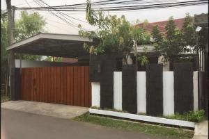 Rumah Asri dan Nyaman di Kalisari Pasar Rebo Jakarta Timur