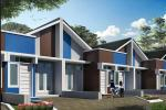 Rumah Baru Minimalis dan Strategis di Cibubur Jakarta Timur