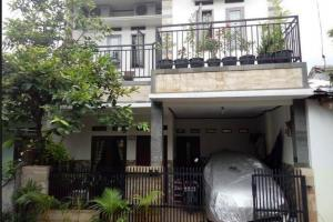 Rumah Second Minimalis di Perumahan Ampera Permai 2 Serpong Tangerang Selatan