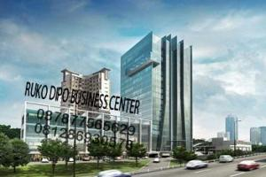 Sewa Ruko 4 Lantai di Dipo Business Center, Jend. Gatot Subroto - Jakarta. Hub: Djoni - 0812 86930578