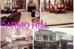 Rumah Darmo Hill Siap Huni Surabaya Barat