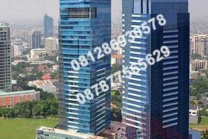 Sewa Ruang Kantor di Menara Prima 2 / Menara Sun Life, Mega Kuningan - Jakarta. Hub: Djoni - 0812 86930578
