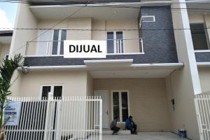 Rumah Baru Perumahan Sutorejo Prima Siap Huni