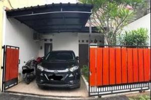 Rumah Second Minimalis di Perumahan Sasmitaloka Tangerang Selatan