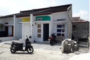 Rumah Baru Minimalis dalam cluster Nyaman dan Strategis di Ciracas Jakarta Timur