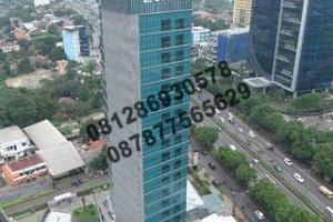 Jual Gedung Kantor di Zuria Tower, TB. Simatupang - Jakarta. Hub: Djoni - 0812 86930578