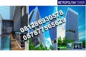 Jual Ruang Kantor di Metropolitan Tower, RA. Kartini - TB. Simatupang, Jakarta. Hub: Djoni - 0812 86930578