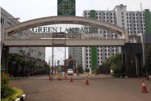Apartement Green Lake View Type Studio, ( Full Furnished )
