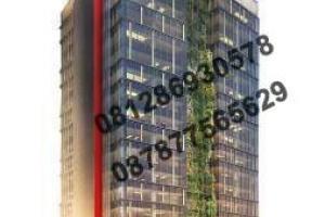 Jual Ruang Kantor di Wisma MRA, TB. Simatupang - Jakarta. Hub: Djoni - 0812 86930578
