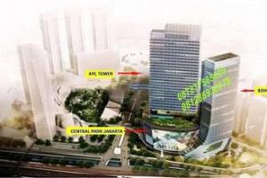 Sewa Ruang Kantor di Soho Capital, Letjend S. Parman - Jakarta. Hub: Djoni - 0812 86930578