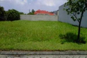 Tanah Jalan Raya Gilang Sidoarjo