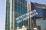 Sewa Ruang Kantor di Menara Rajawali, Mega Kuningan - Jakarta. Hub: Djoni - 0812 86930578