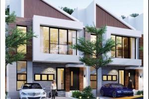 Rumah Baru 2 Lantai Elegant di Cilangkap Jakarta Timur