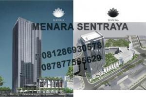Jual Ruang Kantor di Menara Sentraya, Iskandarsyah Raya - Kebayoran Baru, Jakarta. Hub: Djoni - 0812 86930578