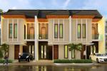 Townhouse Mewah, Good Quality, One Gate System, di Pondok Cabe