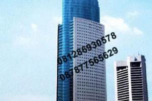 Sewa Ruang Kantor di Wisma BNI 46, Jend. Sudirman - Jakarta. Hub: Djoni - 0812 86930578