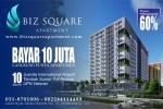 Dp 10 Juta Pilih Unit Apartemen Biz Square Surabaya