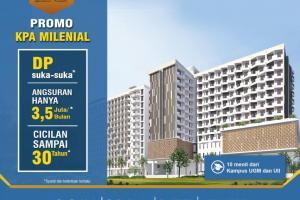 Promo Milenial Dp Suka Suka Apartemen The Palace Jogja