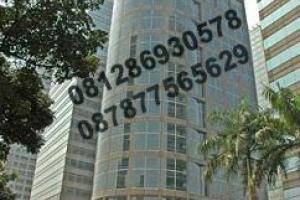 Sewa Ruang Kantor di Menara Sudirman, Jend. Sudirman - Jakarta. Hub: Djoni - 0812 86930578