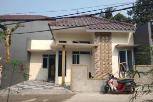 Rumah Baru Dijual Minimalis dalam Komplek PKP Ciracas Jakarta Timur