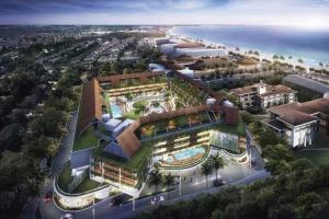 Investasi terbaik di Balli - Beachwalk Residence Kuta ,siap hand over 2020