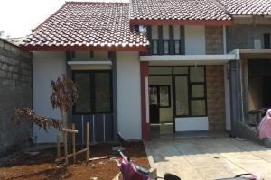 Rumah Baru Dijual dalam Cluster Harga 400 Jutaan di Kalimulya Depok