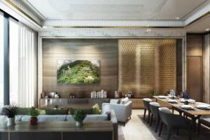 POLLUX SKY SUITES brand new apartment @ Mega Kuningan South Jakarta