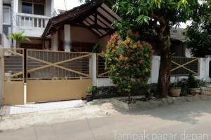 Rumah Second Dijual Luas dan Nyaman di Pamulang Permai Tanggerang Selatan