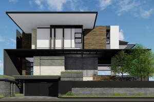 Rumah Jual New Minimalis Citraland raffles Garden Mewah