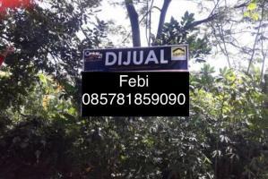 Tanah Luas 295M2, di Komplek BNI, Jl. RE Martadinata, Ciputat